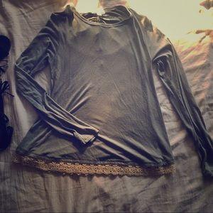 Xhilaration long sleeve